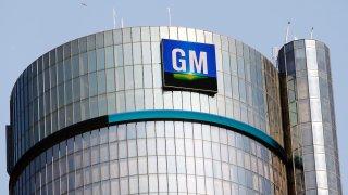 The General Motors logo