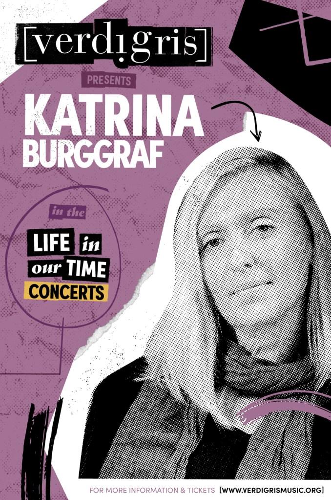 Verdigris Ensemble Katrina Burggraf
