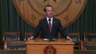 Dade Phelan Announces 87th Legislature