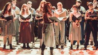 Verdigris Ensemble Erinn Sensenig