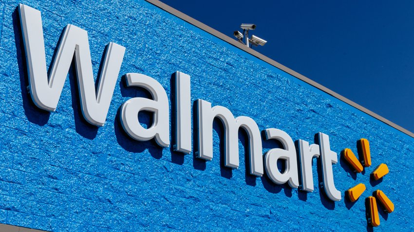 Foto de archivo de Walmart.