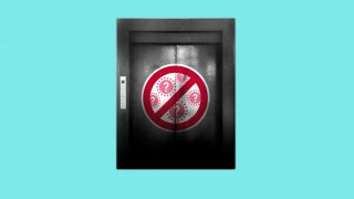 """Do """"self-cleaning"""" elevator buttons really work?"""