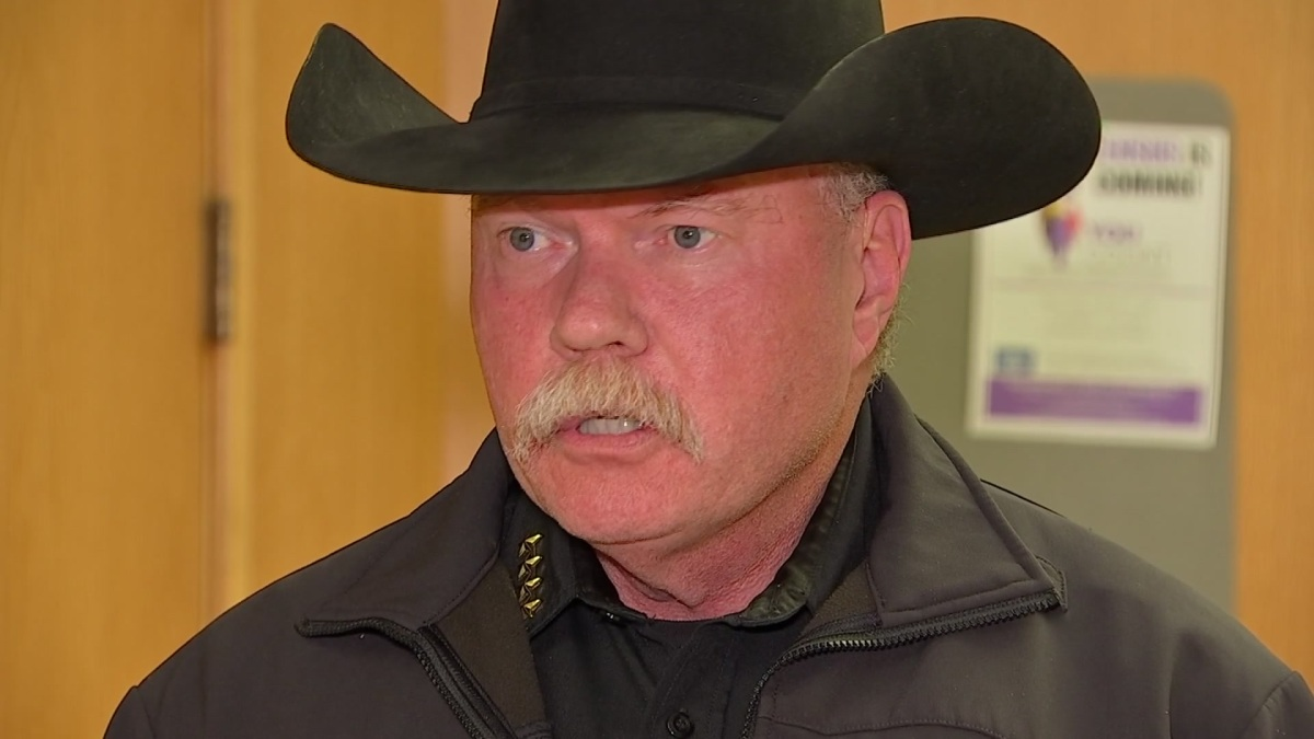 'It's Real, It Will Hurt You,' Tarrant County Sheriff Warns After Bout With COVID-19