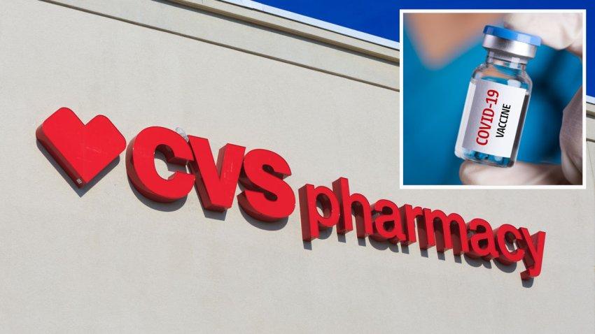 CVS is distributing COVID-19 vaccines