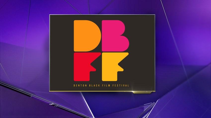 Denton Black Film Festival Logo 2021