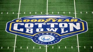 Cotton Bowl Stadium Logo