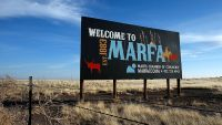 Texas Virus Spread Even Puts Desert Artist Hub Marfa on Edge