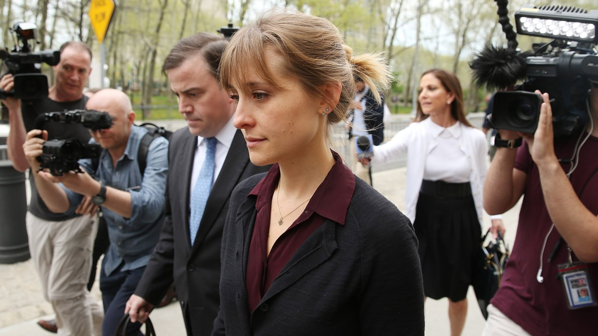 'Escaping NXIVM' Podcast Shares Even More Stories About the Bizarre Cult that Branded Women