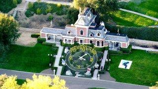 Michael Jackson's Neverland Ranch