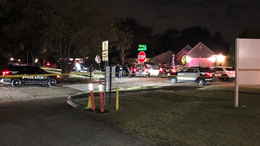 Police rescue 26 human smuggling victims from a home in Houston, Texas.