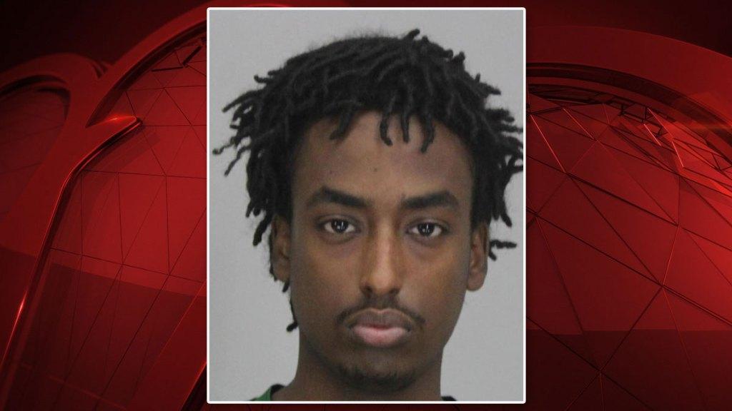 Junior Shushay Mekonnen Gebremariam, 21, mugshot.