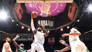 LeBron James #23 of the Los Angeles Lakers drives to the basket during the game against the Dallas Mavericks on Dec. 25, 2020 at STAPLES Center in Los Angeles, California.