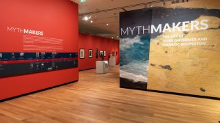 Mythmakers at Amon Carter Museum