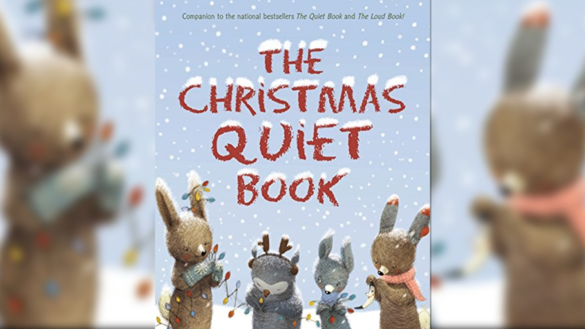 The Christmas Quiet Book (cover)