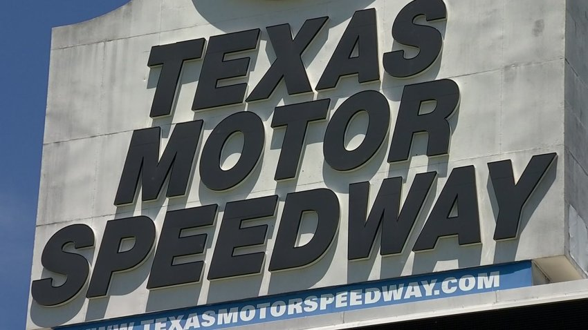 Picture of Texas Motor Speedway sign