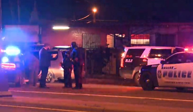 Officers who responded about 4:07 a.m. to a shooting call in the 3100 block of Pleasant Drive, near Scyene Circle, found the victim dead of gunshot wounds, police said.