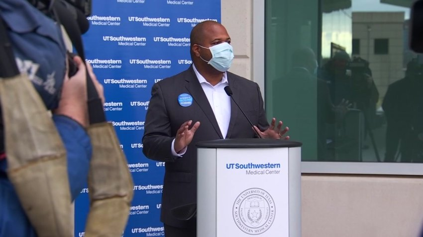 Picture of Dallas Mayor Eric Johson