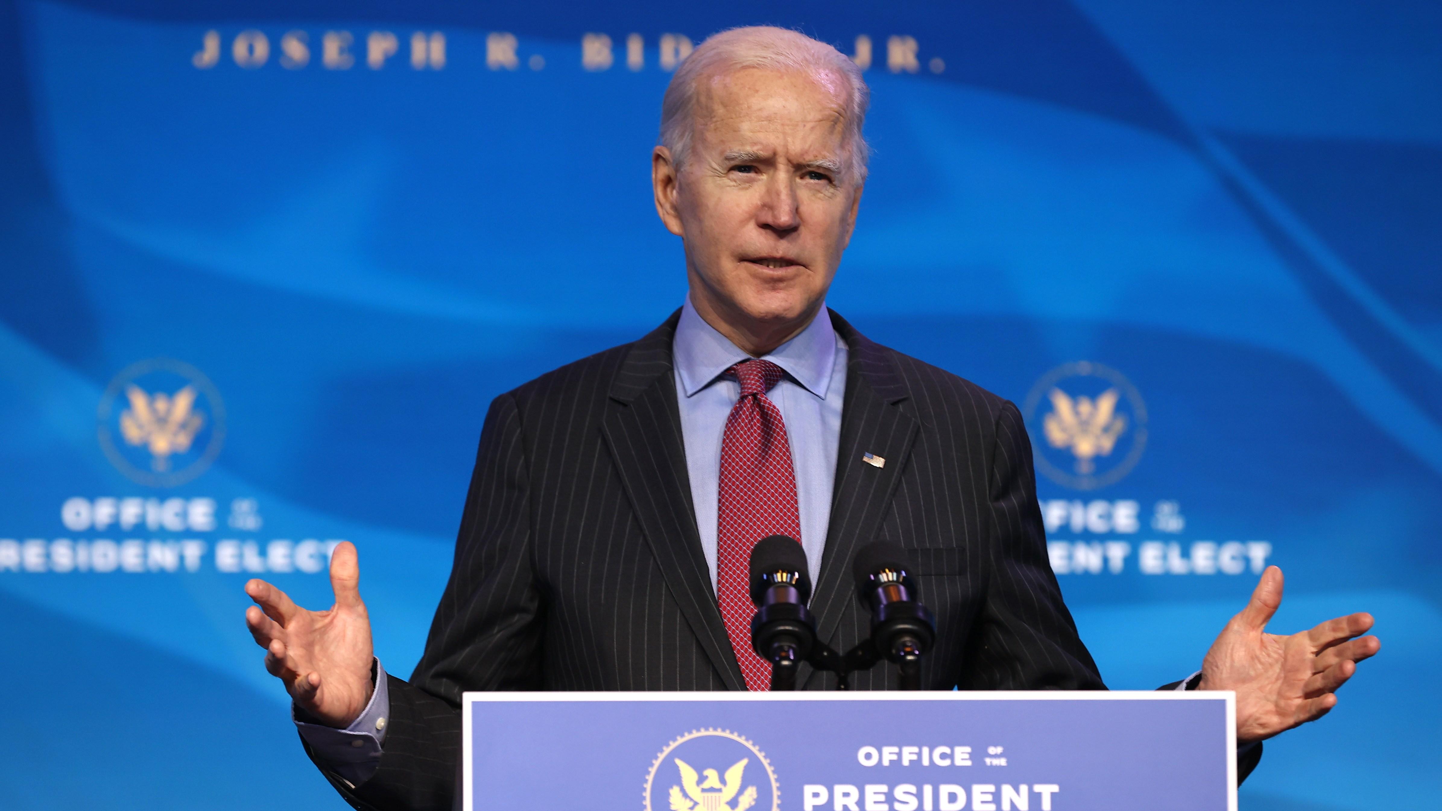Biden Picks Familiar Faces for Top Roles at FEMA, CIA – NBC 5 Dallas-Fort Worth