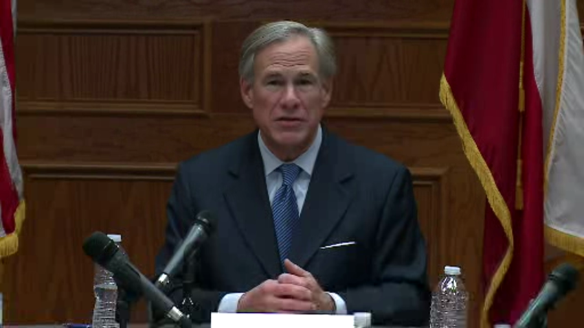 Texas Gov. Greg Abbott (R) reinforced a message Thursday that he will not allow cities to defund police departments and planned to hold cities accountable through legislation that will restrict access to tax revenue should departments be defunded.