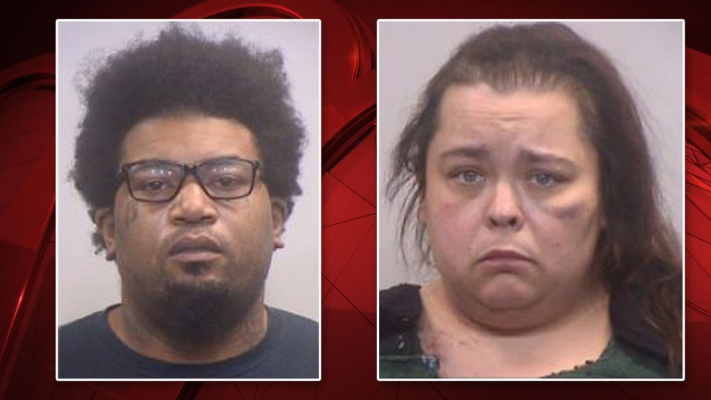 Delmor Best-Curtis' mother Leslie Curtis, 30, and her boyfriend Codie McCrory, 29, have both been arrested and charged with murder, police said.