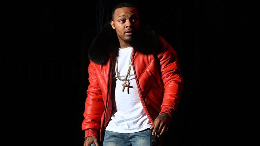 "FILE: Rapper Shad ""Bow Wow"" Moss performs onstage during B2K's Millennium Tour at State Farm Arena on April 5, 2019 in Atlanta, Georgia."