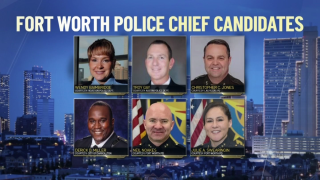 The public will get to meet the final six candidates for Fort Worth Police Chief during a community forum Thursday night.