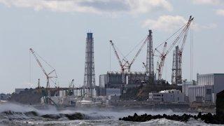 The Tokyo Electric Power Company's (TEPCO) Fukushima Daiichi nuclear power plant