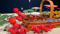 Crow Museum of Asian Art Blooms with 'Divine Spark'