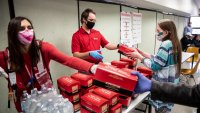 Red Cross Comes Through During Winter Storm