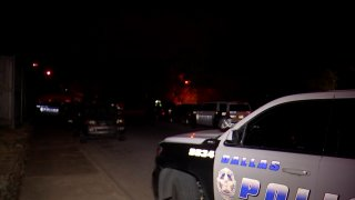 Three people were found dead after a SWAT standoff at a Lake Highlands apartment complex Sunday night, police say.