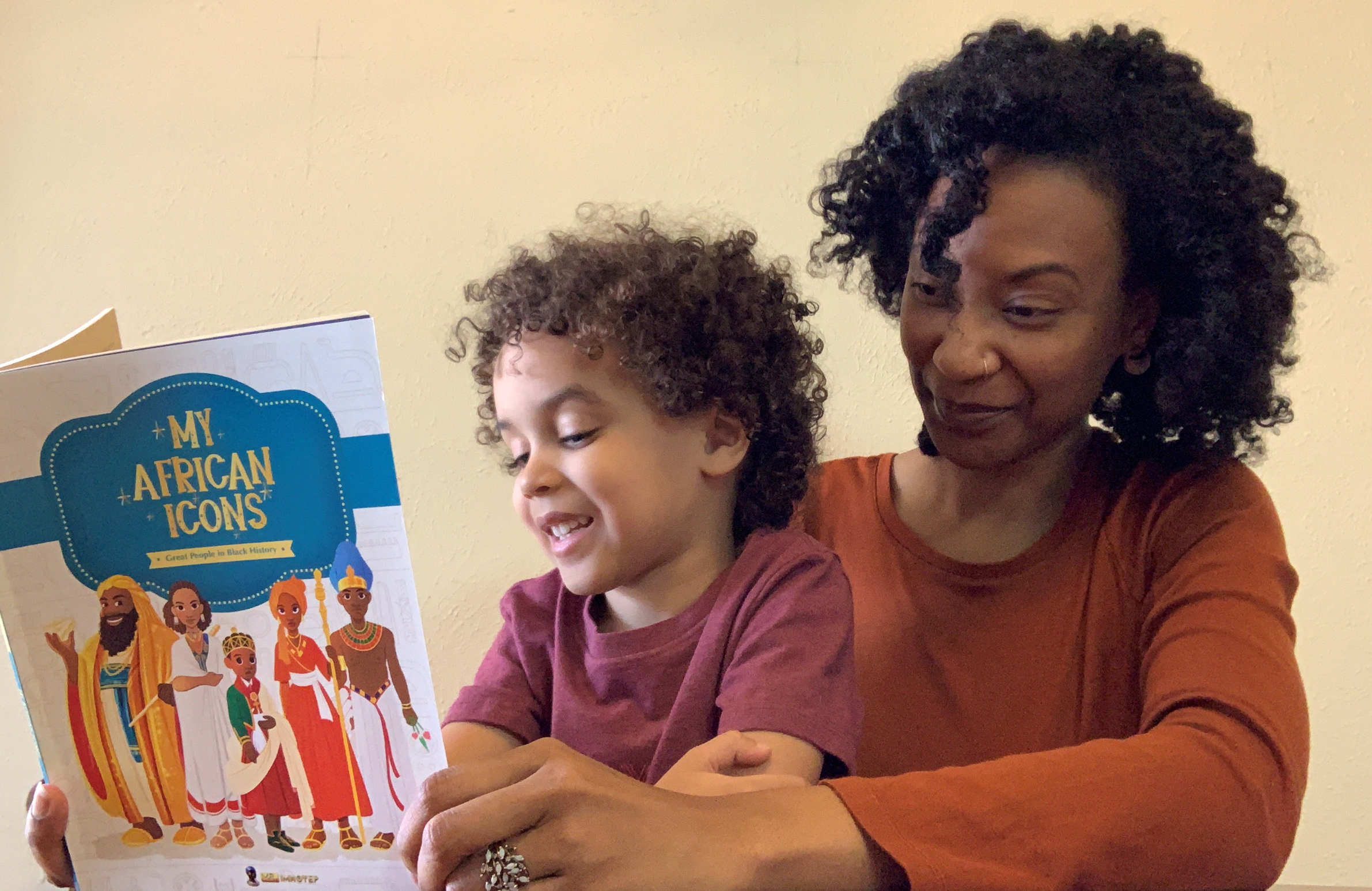 North Texas Mom Curates Homeschool Starter Kit About Black History