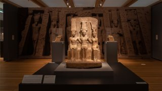 Kimbell Art Museum Nefertari's Egypt