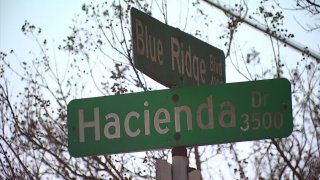 A rideshare driver was carjacked at gunpoint early Sunday morning in west Oak Cliff, Dallas police say. The driver went at about 2:30 a.m. to Hacienda Drive and Blue Ridge Boulevard to pick up someone who had requested a ride.