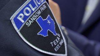 sansom park police patch