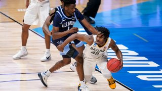NCAA Villanova Baylor Basketball