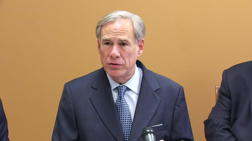 Picture of Texas Governor Greg Abbott