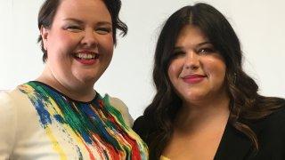 The Dallas Opera Jamie Barton and Leah Crocetto