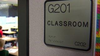 School Classroom generic
