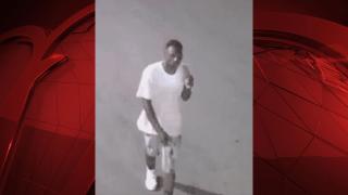 Surveillance footage of person of interest in Joseph Ingram Murder
