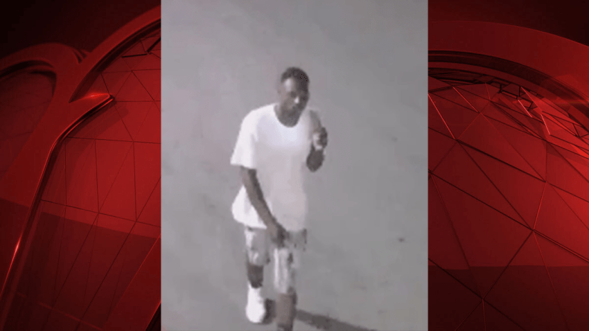 Surveillance footage of person of interest in Joseph Ingram Murder