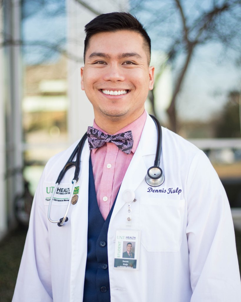 Medical Student Prepares for Next Step in Journey to Become a Doctor