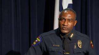 Plano Chief of Police Ed Drain