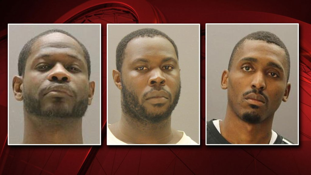 mugshots of simmons, kidd and kilpatrick