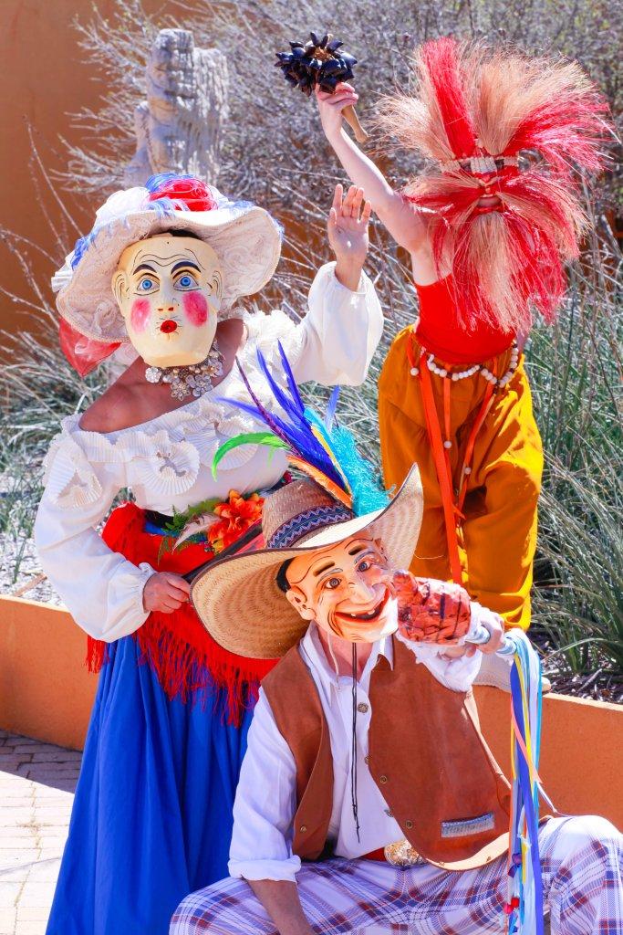 Cara Mia Theatre 2021 Spring Procession 3