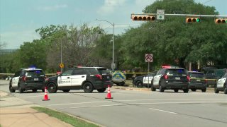 Three people have died in a shooting in northwest Austin on Sunday, according to Austin-Travis County EMS.
