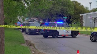 One person was fatally shot and two were wounded Saturday afternoon in Fort Worth, police say. The shooting happened around 4:53 p.m. near Lincoln Park, at Lincoln Avenue and Northwest 30th Street, according to police.