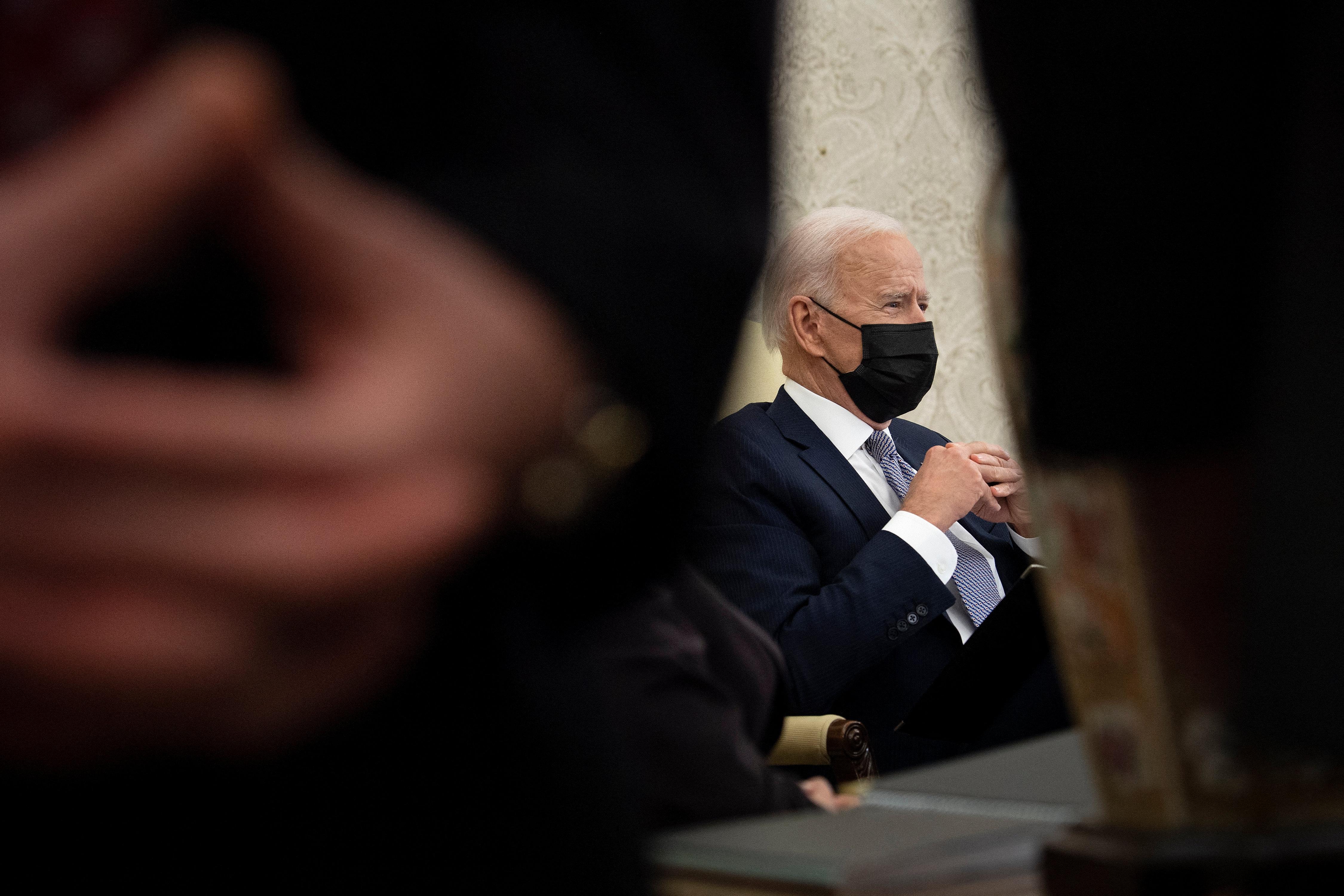 Biden Aims for Bipartisanship But Applies Stealthy Pressure