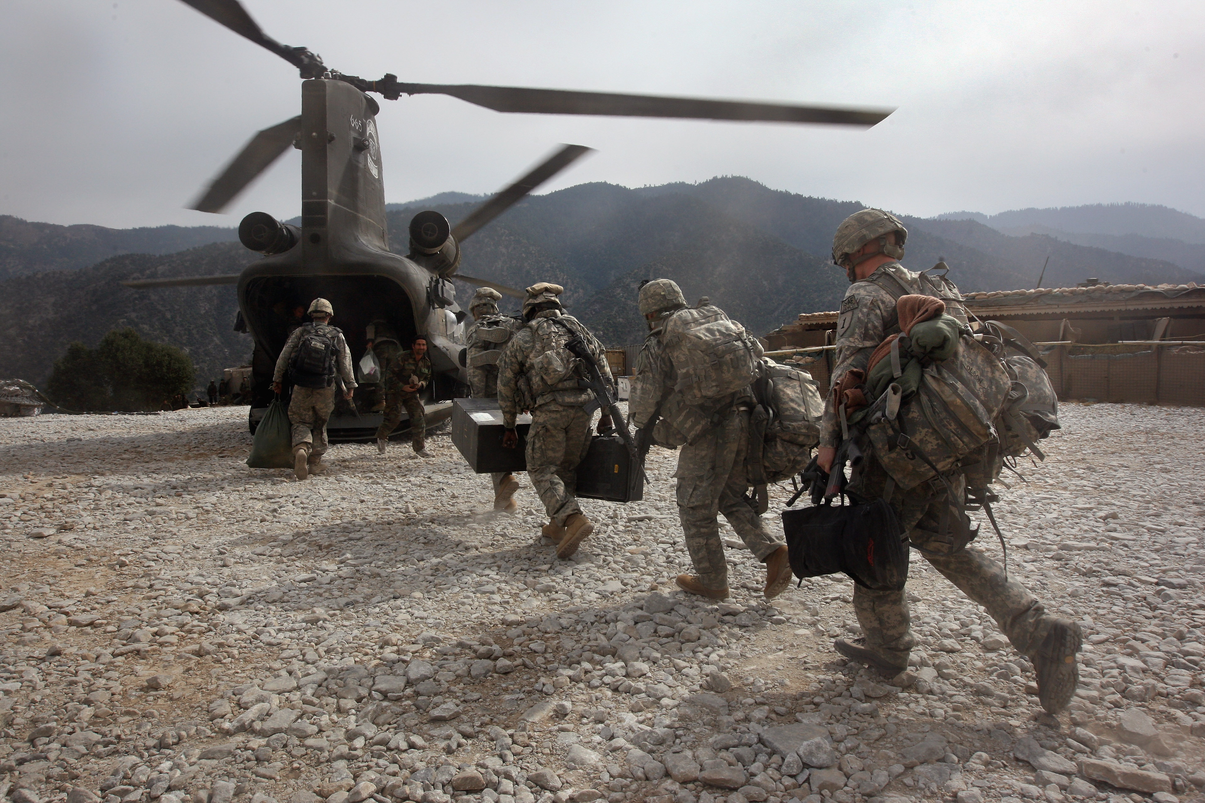 US to Withdraw All Troops From Afghanistan by Sept. 11