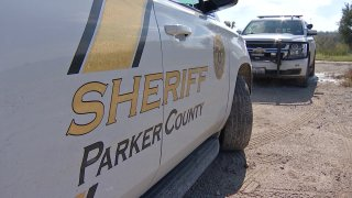 Parker County Sheriff's Vehicle