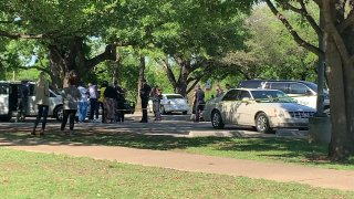 A girl was critically wounded Sunday in what appeared to be an accidental shooting, officials say.